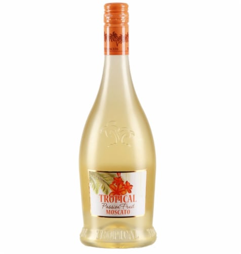 Tropical Moscato Passion Fruit Moscato Perspective: front