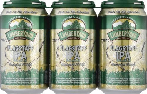 LumberYard Brewing Co. Flagstaff IPA Perspective: front