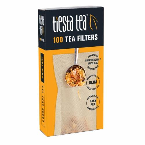 Tiesta Tea Loose Leaf Tea Filters Perspective: front