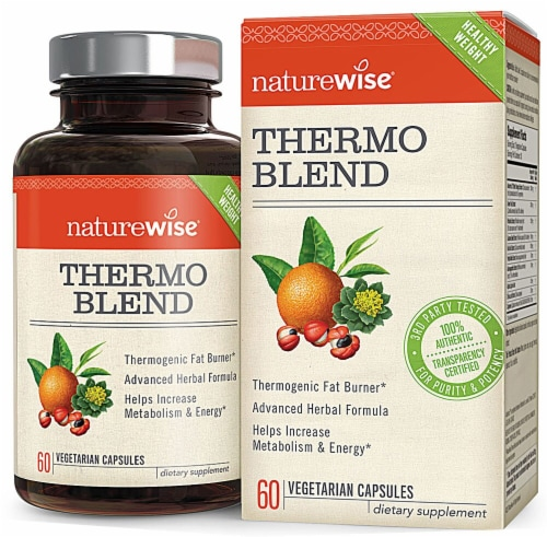 Naturewise  Thermo Blend Perspective: front