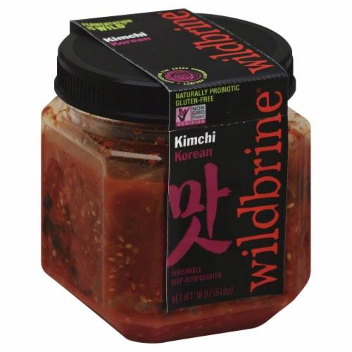 Wildbrine Korean Kimchi Perspective: front
