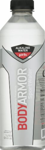 BODYARMOR Electrolyte Sport Water Perspective: front
