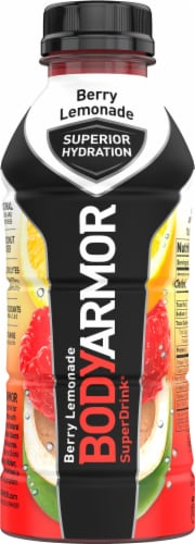 BODYARMOR SuperDrink Berry Lemonade Sports Drink Perspective: front