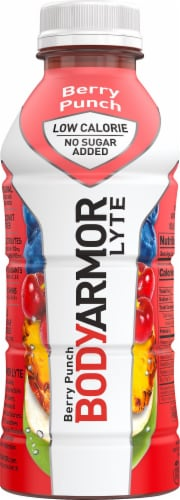 BODYARMOR Lyte Berry Punch Sports Drink Perspective: front