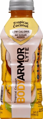 BODYARMOR Lyte Tropical Coconut Sports Drink Perspective: front