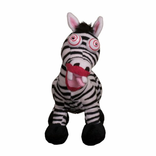 Insanimals PL001 Zany Zed Plush Perspective: front