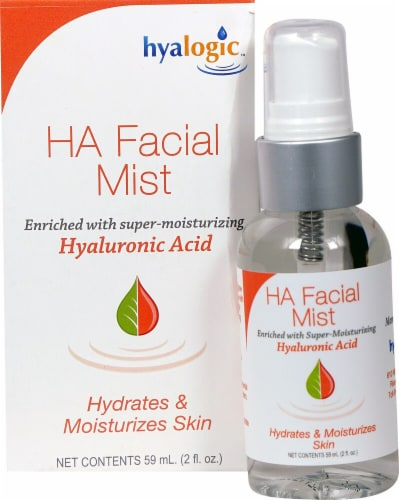 Hyalogic HA Facial Mist Perspective: front