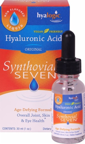 Hyalogic Synthovial Seven Original Hyaluronic Acid Perspective: front