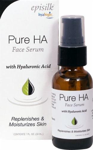 Hyalogic Pure Hyaluronic Acid Face Serum Perspective: front