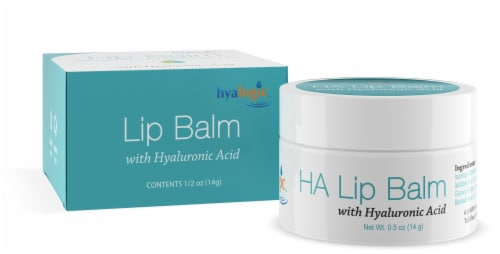 Hyalogic Hyaluronic Acid Lip Balm Perspective: front