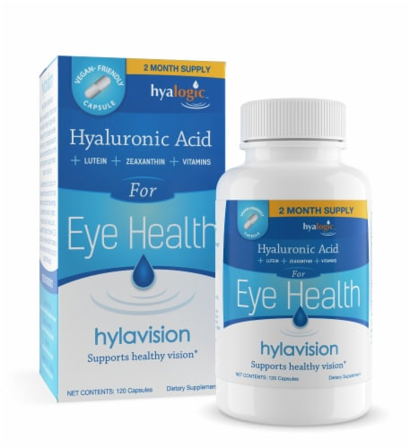 Hylavision™ Eye Health Perspective: front