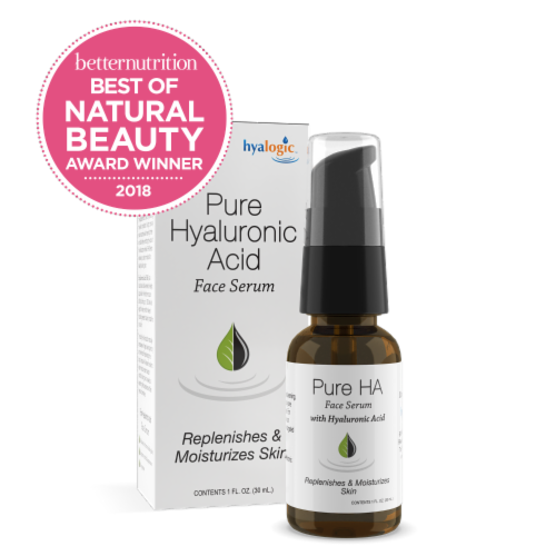 Pure Hyaluronic Acid Serum Perspective: front