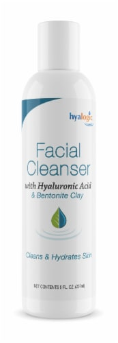 Hyalogic Facial Cleanser Perspective: front