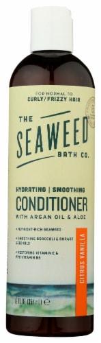 The Seaweed Bath Co. Citrus Vanilla Smoothing Argan Conditioner Perspective: front