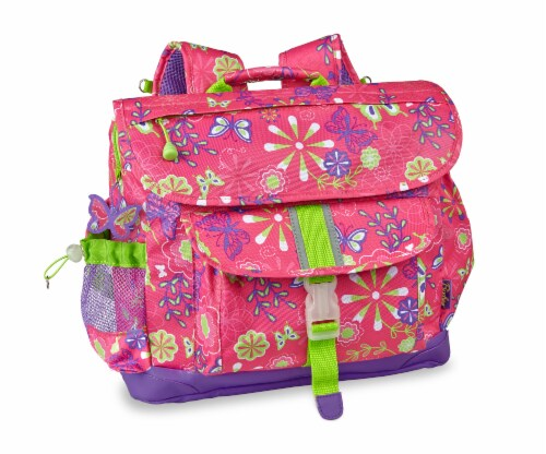 Bixbee Medium Butterfly Garden Backpack Perspective: front