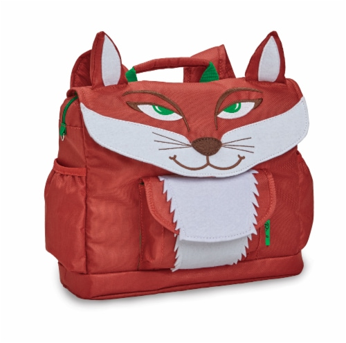 Bixbee Animal Pack Small Fox Backpack Perspective: front