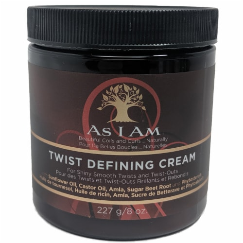 As I Am Twist Defining Cream Perspective: front