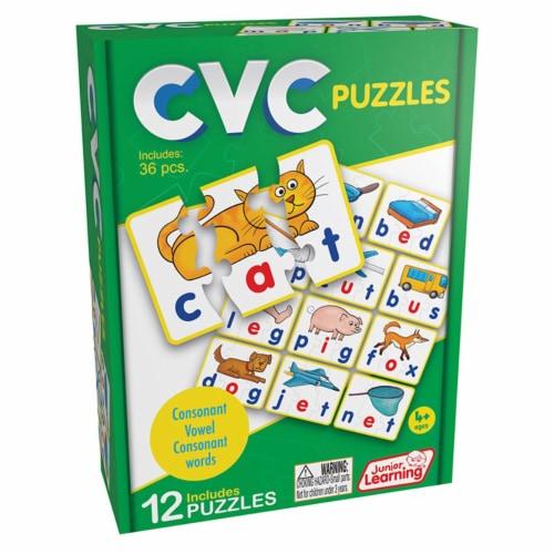 CVC Puzzles Perspective: front