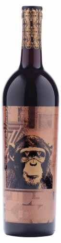 The Infinite Monkey Theorem Cabernet Franc Red Wine Perspective: front
