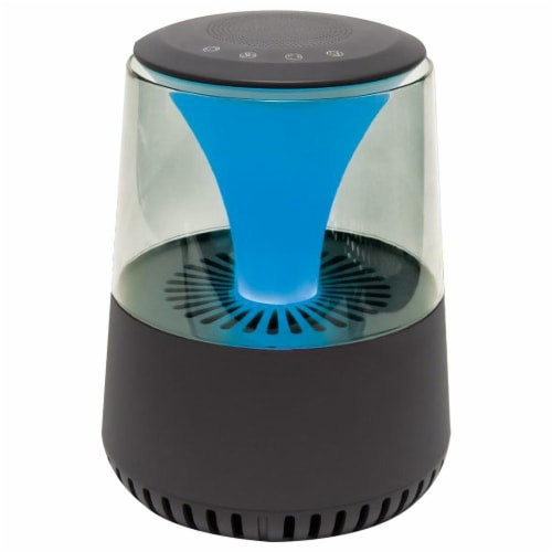 WBM International Bluetooth Air Purifier - Black Perspective: front