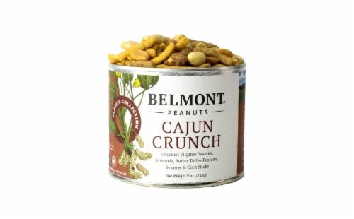 Belmont Peanuts Cajun Crunch Mix Virginia Peanuts, 9Oz Perspective: front