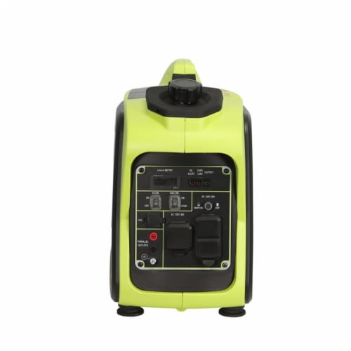Green-Power GN2200iP 2200-1800W Starting & Running Inverter Continuous Generator Perspective: front
