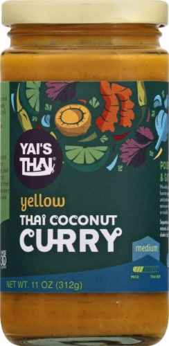 Yai's Thai Thai Yellow Coconut Curry Perspective: front
