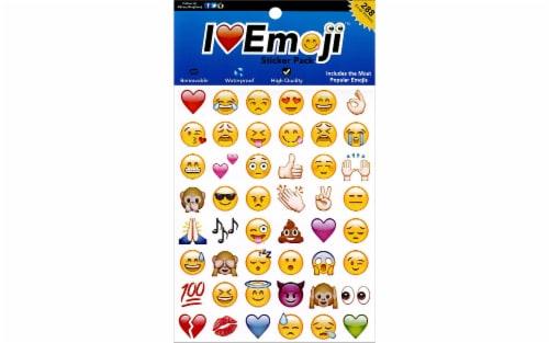 Petersen Arne I Love Emoji Sticker Pack Perspective: front