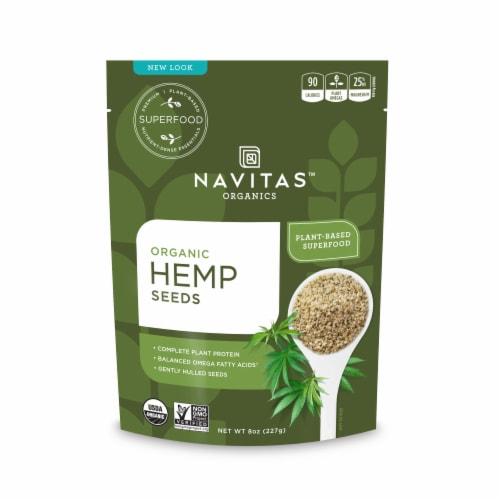 Navitas Hemp Seeds Perspective: front