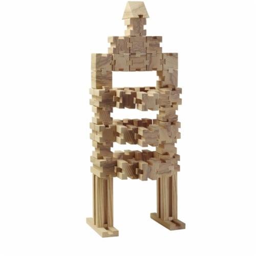 Aha Concepts 1586631 The Un-Block Unit Blocks - Set of 100 Perspective: front