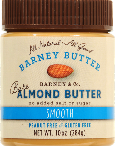 Barney Butter Smooth Almond Butter Perspective: front