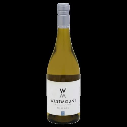 Westmount Pinot Gris Perspective: front