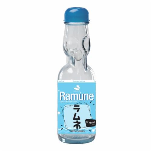 Ramune Original Drink Soda Perspective: front