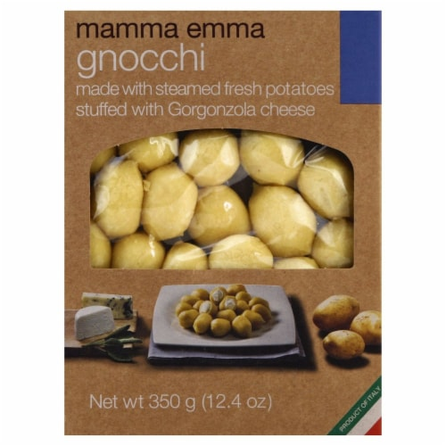 Mamma Emma Gnocchi Stuffed with Gorgonzola Cheese Perspective: front