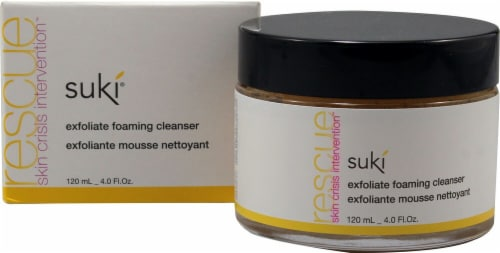 Suki  Exfoliate Foaming Cleanser Perspective: front