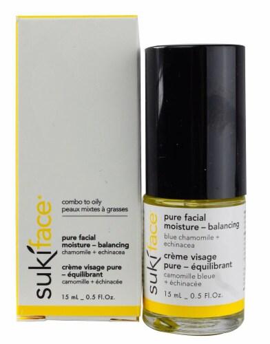 Suki  Balancing Facial Oil Perspective: front