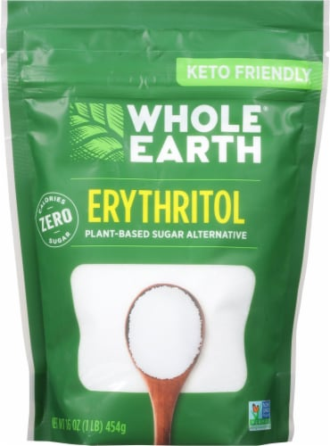 Whole Earth Sweetener Co Erythritol Sweetener Perspective: front