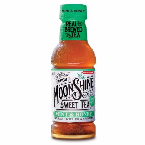 Moonshine Mint & Honey Sweet Tea Perspective: front