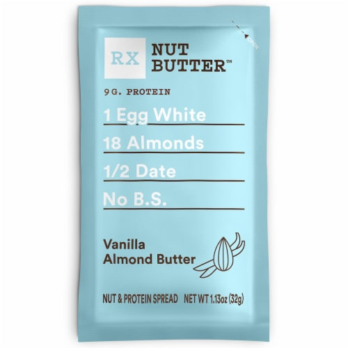 RXBAR Vanilla Almond Butter Nut & Protein Spread Perspective: front