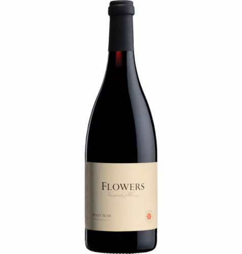 Flowers Winery Sonoma Coast Pinot Noir Perspective: front