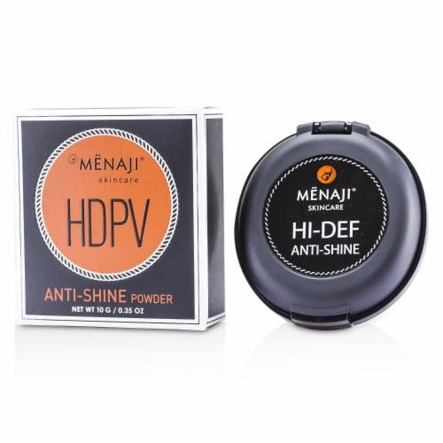 MENAJI  High Definition Powder Vision Anti-Shine Powder Medium Perspective: front