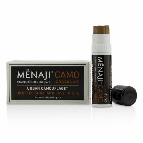 MENAJI Urban Camoflauge Olive Camo Concealer Perspective: front