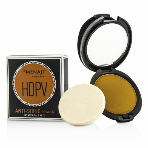 MENAJI  High Definition Powder Vision Anti-Shine Powder Sunless Tan Perspective: front