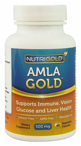 NutriGold  Amla Gold™ Perspective: front