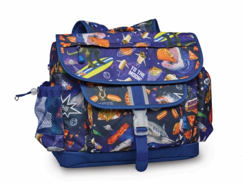 Bixbee Meme Space Odyssey Large Backpack Perspective: front