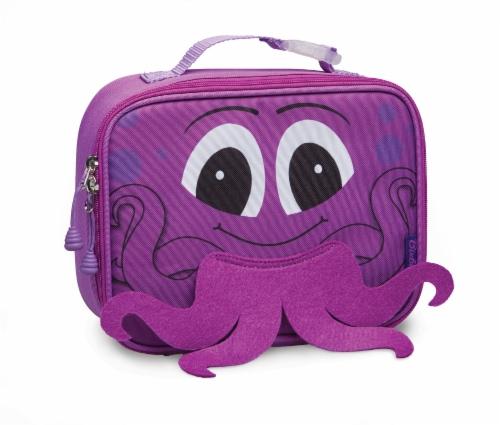 Bixbee Animal Pack Octopus Lunchbox Perspective: front