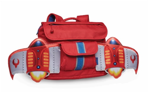 Bixbee Small Firebird Flyer Backpack Perspective: front