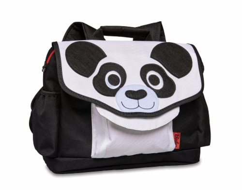 Bixbee Animal Pack Small Panda Backpack Perspective: front