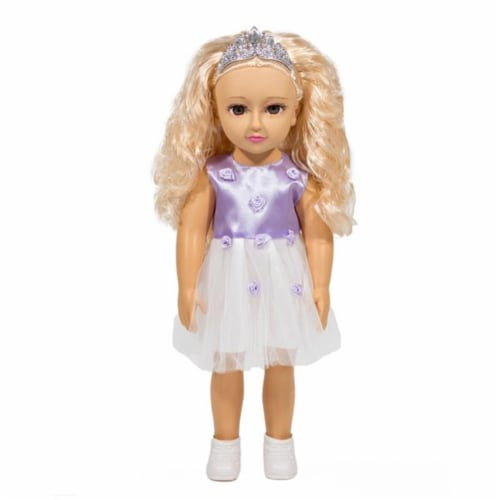 Cinderella CUSA027 18 in. Doll Collection, Blonde Perspective: front