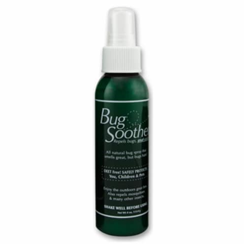 Simply Soothing A156 4 oz. All Natural Bug Repellent Perspective: front